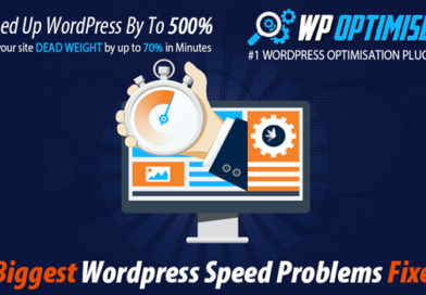 Wp Optimiser Review And Bonuses-6 Biggest WordPress Speed Issues Fixed.