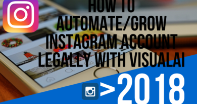 Visualai Review And Bonuses By Mario Brown-Grow Your Instagram Account Autopilot.