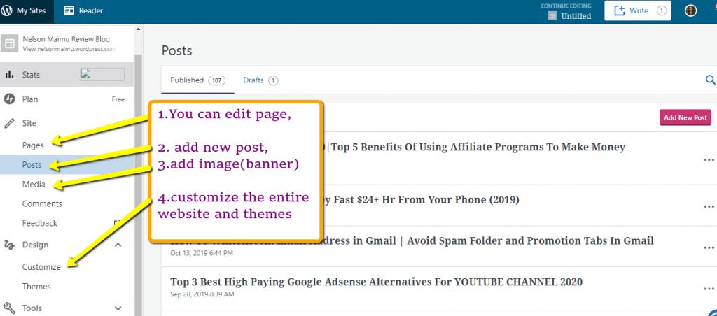 Wordpress_tutorial